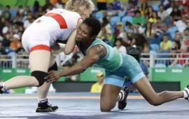 Team Nigeria: Wrestling to win more medals in Gold Coast