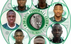 NLO: 36 Lion intensify preparations for new season