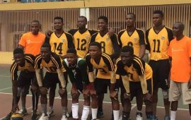 V/ball League: Team Lagos into next round despite shaky start