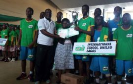 Teams Lagos Qualify for 2018 Milo Basketball Finals