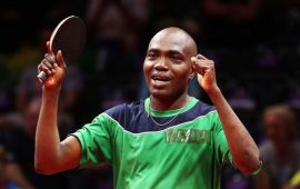 Team Nigeria Men's table tennis maintain good run