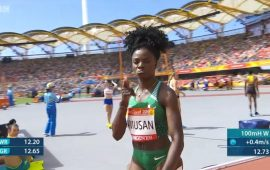 Commonwealth Games: Amusan, Galadima win gold