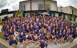 SA name strong squad for African Senior Athletics C'ships