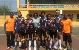 Africa V/ball C'ship: Legacy pleased with bronze medal win
