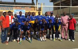 Ghana, Nigeria share the honours at Africa V/ball C'ship