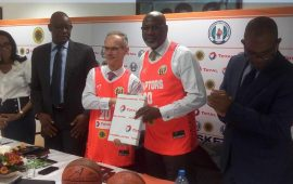 NBBF unveils Total sponsors of  National Division 1 & 2