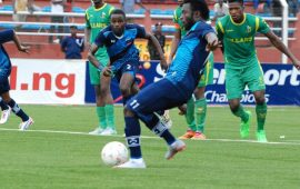 NPFL: Lobi, Pillars clash as domestic war begins