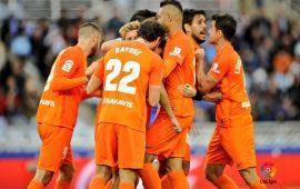 La Liga: Ideye's Malaga relegated, Etebo's Las Palmas on the brink