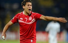 Tunisia playmaker Msakni to miss 2018 World Cup