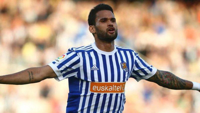 LaLiga: Juami's double sees Sociedad thrash Atletico