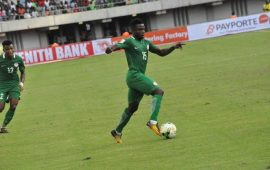 Russia 2018: Rohr unsure of Moses' World Cup appearance