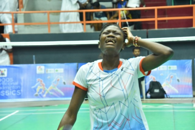 Badminton: 2018 a fulfilling year for me says Adesokan