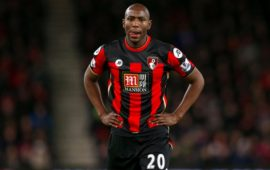 Bournemouth's Afobe to give Eagles strange send off