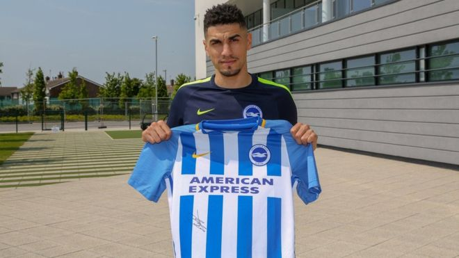 Brighton part of an unbelievable summer for Balogun