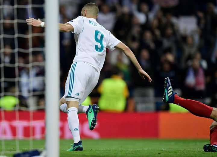 UCL: Benzema double fires Real to another final