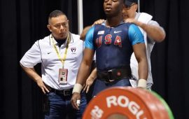 US Weightlifter: Nigeria did not care about me so I moved