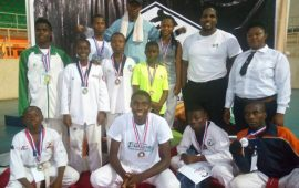 Taekwondo: Delta, Champions of National Junior Ch'ship