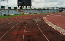 Gov. Ajimobi approves renovation of Lekan Salami stadium