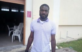 Chamberlain Squash Open: Nigeria's no 4 ready to do battle