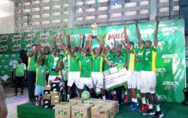 Milo B'ball Championship: Niger, Bayelsa emerge winners