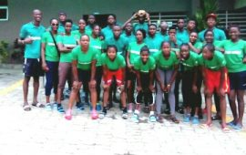 V/ball: Nigeria begin youth games qualifiers with wins