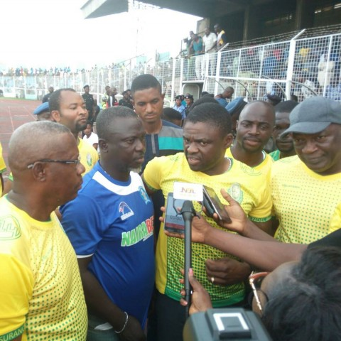 Edo state overhauling sports sector says Deputy Governor