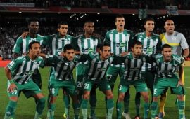 Raja Casablanca bus suffers attack, players injured