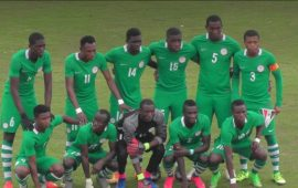U20AFCON: Skipper Ikouwem 20 others make F/Eagles squad