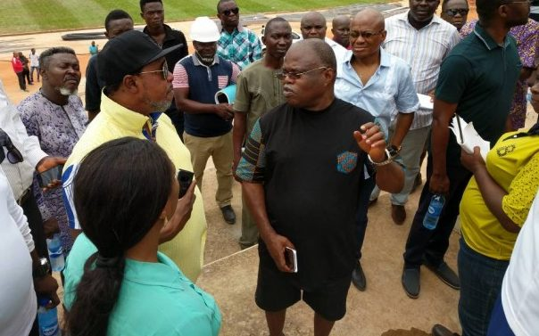 Asaba 2018: CAA officials satisfied with preparation