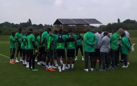 CLASSIC PREVIEW: Nigeria vs Libya AFCON 2019 Qualifier