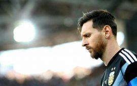 Russia 2018: Social Media reactions to #ARGISL draw