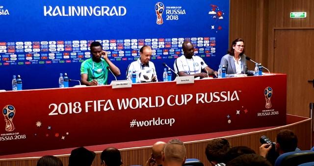 Russia 2018: Mikel hopes Eagles youthfulness trouble Croatia