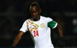 Russia 2018: Senegal replace Ciss with Mbengue in final 23