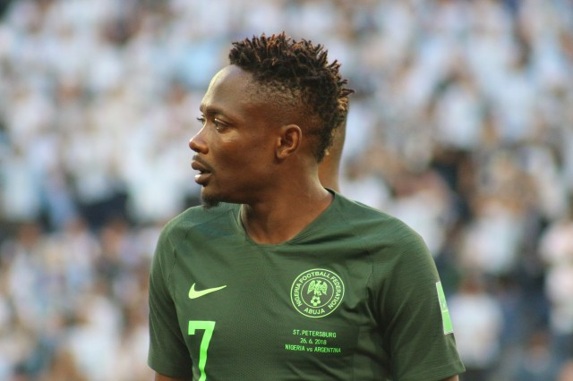AFCON preparation starts now, says Ahmed Musa
