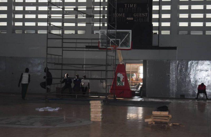 2019 FIBA WCQ: Sports Hall wears new look for D'Tigers
