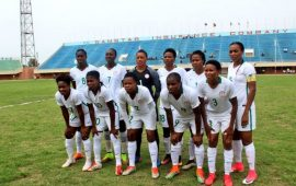 AWCON Qualifier: Falcons edge the Gambia in Bakau