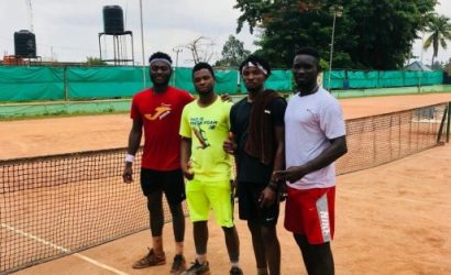 Tennis: Team Nigeria to face Rwanda in Davis Cup first round