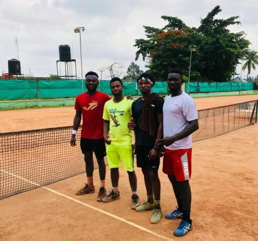 Tennis: Team Nigeria to face Rwanda in Davis Cup first round