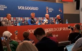 Russia 2018: Iceland coach expecting a tough match Vs NGA