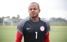 AFCON 2019: Ezenwa in injury worry ahead Libya clash