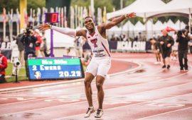 Athletics: Oduduru wins national title in Eugene
