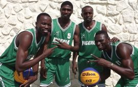 Nigeria name unchanged team to FIBA 3×3 World Cup debut
