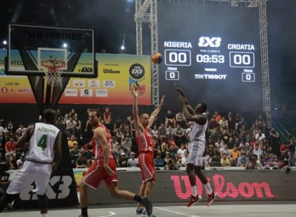 Jituboh picks positives from FIBA 3×3 World Cup