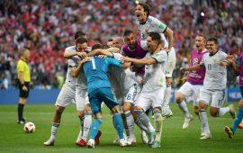 Russia 2018: Akinfeev heriocs helps Russia past Spain