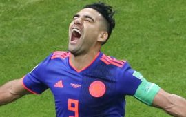 Falcao: It is beautiful to face England again