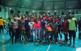 Volleyball: NSCDC emerge winner of Savannah Conf