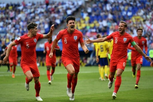 England stroll past Sweden to book semi-final spot