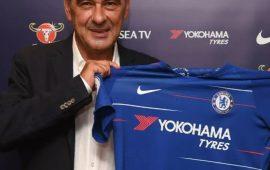 Premier League: Maurizio Sarri confirmed at Chelsea