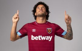 PL: West Ham confirm Felipe Anderson record signing