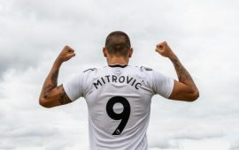 Premier League: Mitrovic joins Fulham on a permanent deal
